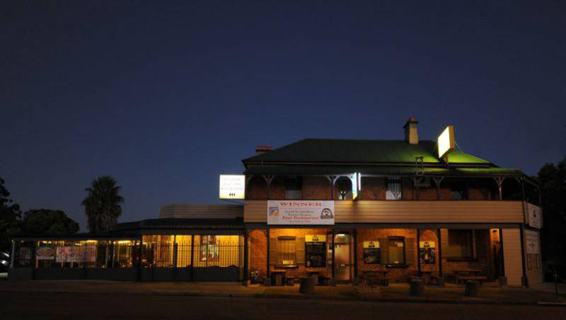 Bushrangers Bar  Brasserie - Accommodation Yamba