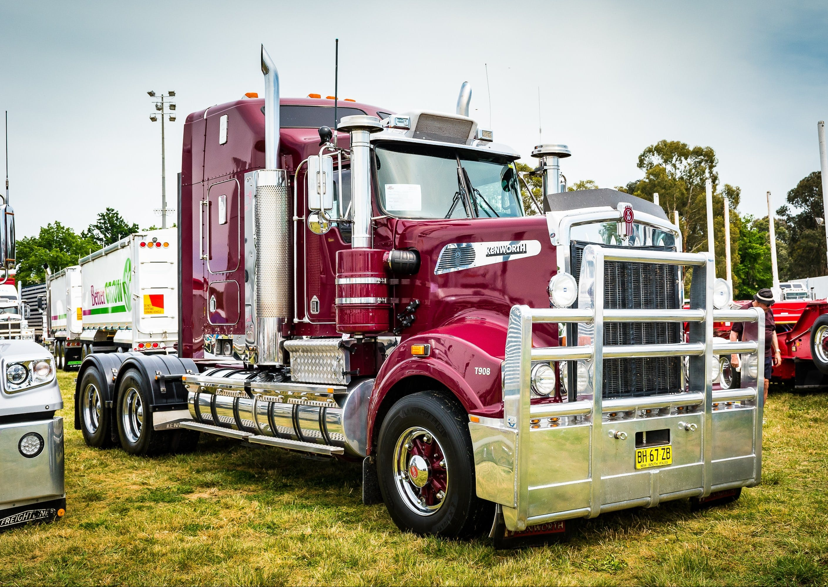 Dane Ballinger Memorial Truck Show - Accommodation Yamba