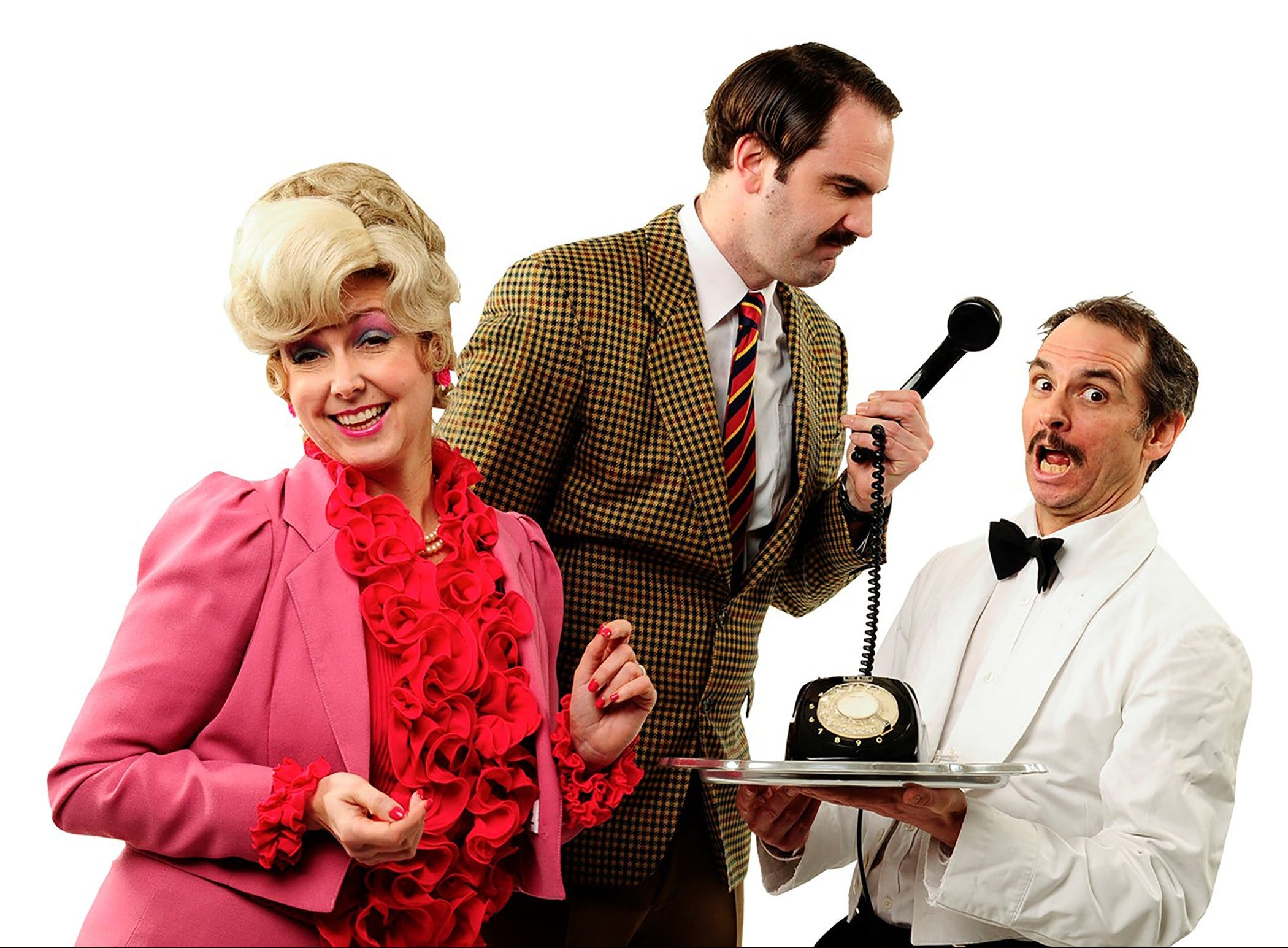 Faulty Towers - The Dining Experience at CountryPlace Hotel - Accommodation Yamba