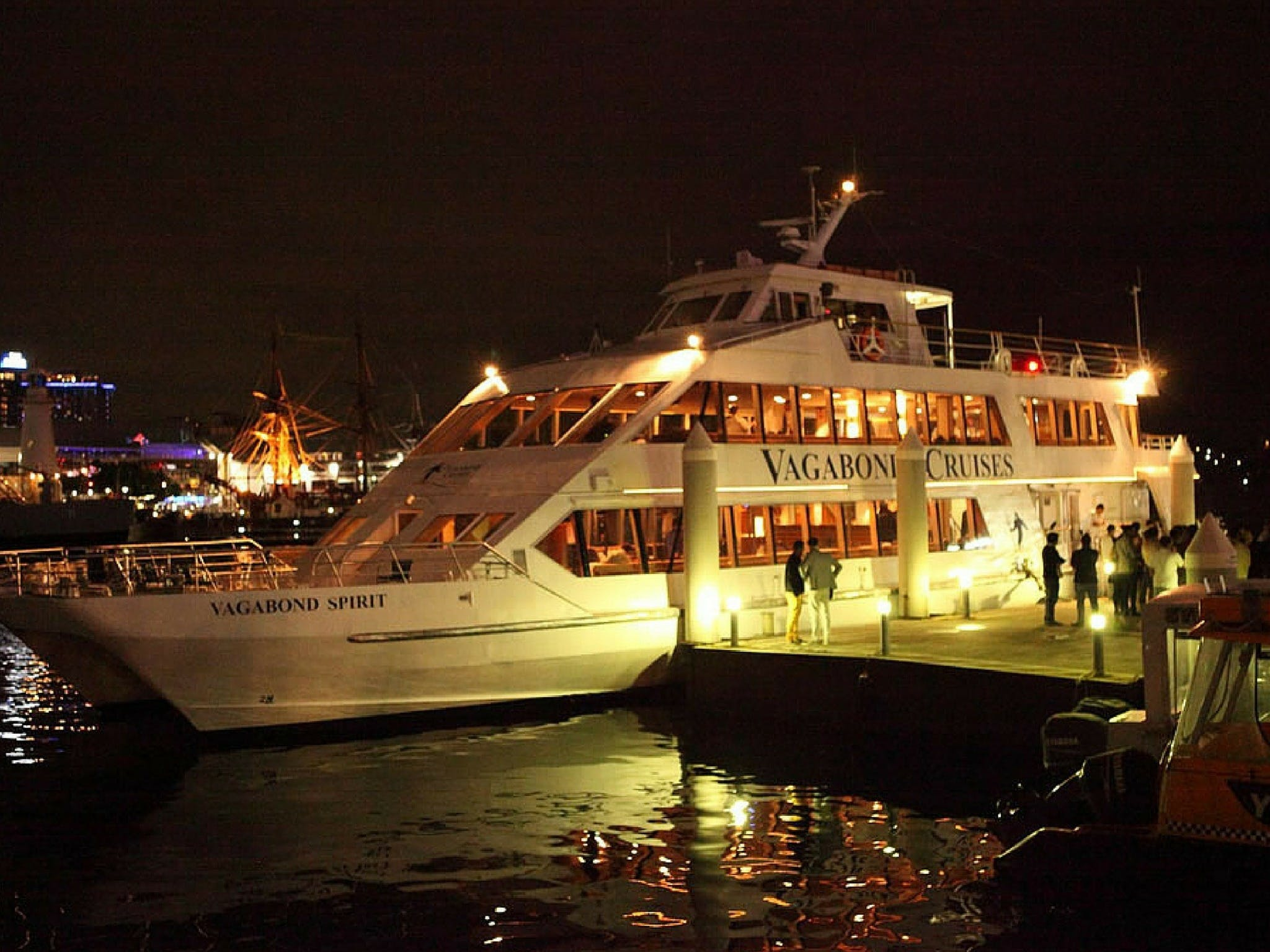 Halloween Party Cruise - Accommodation Yamba