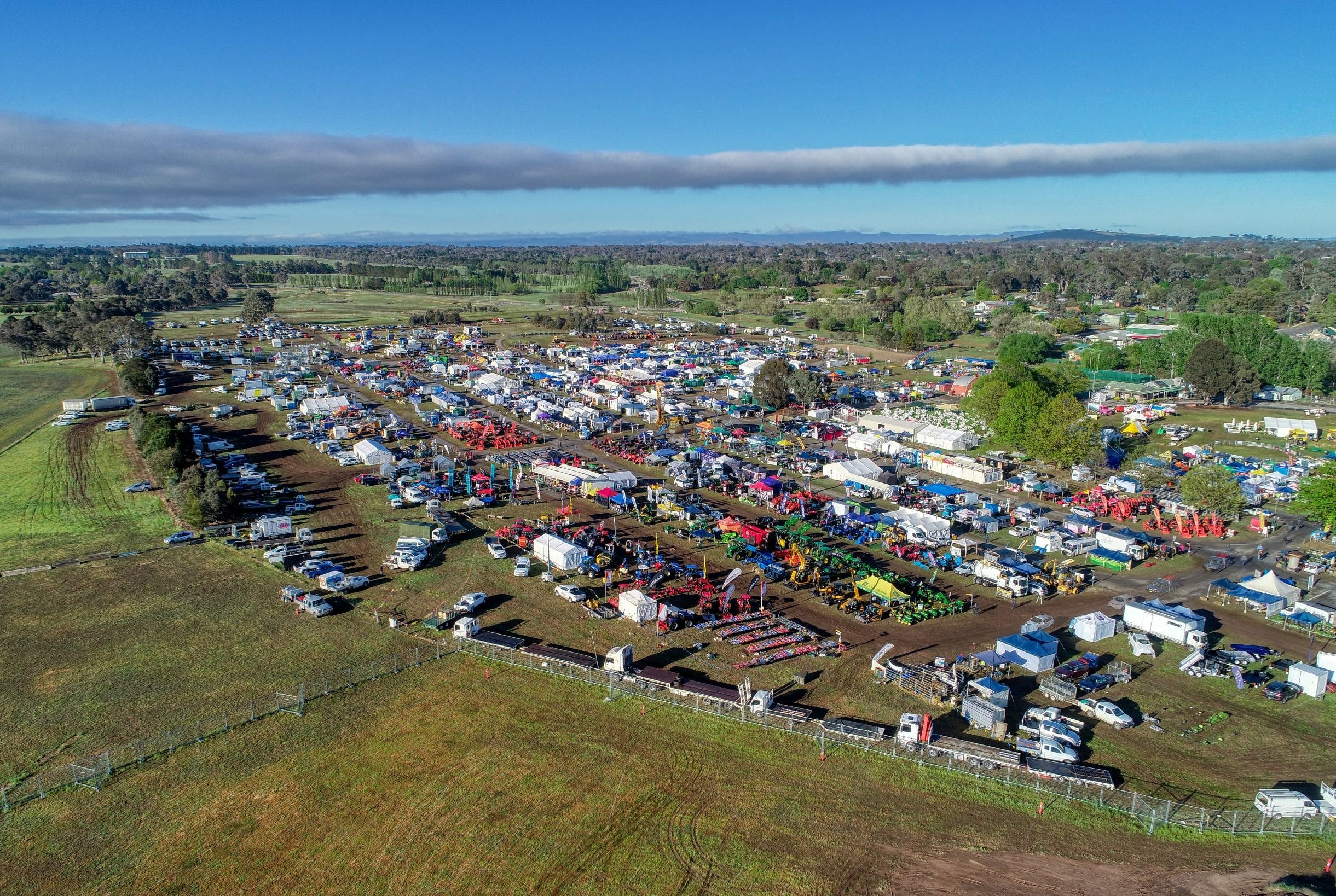 Murrumbateman Field Days - Accommodation Yamba