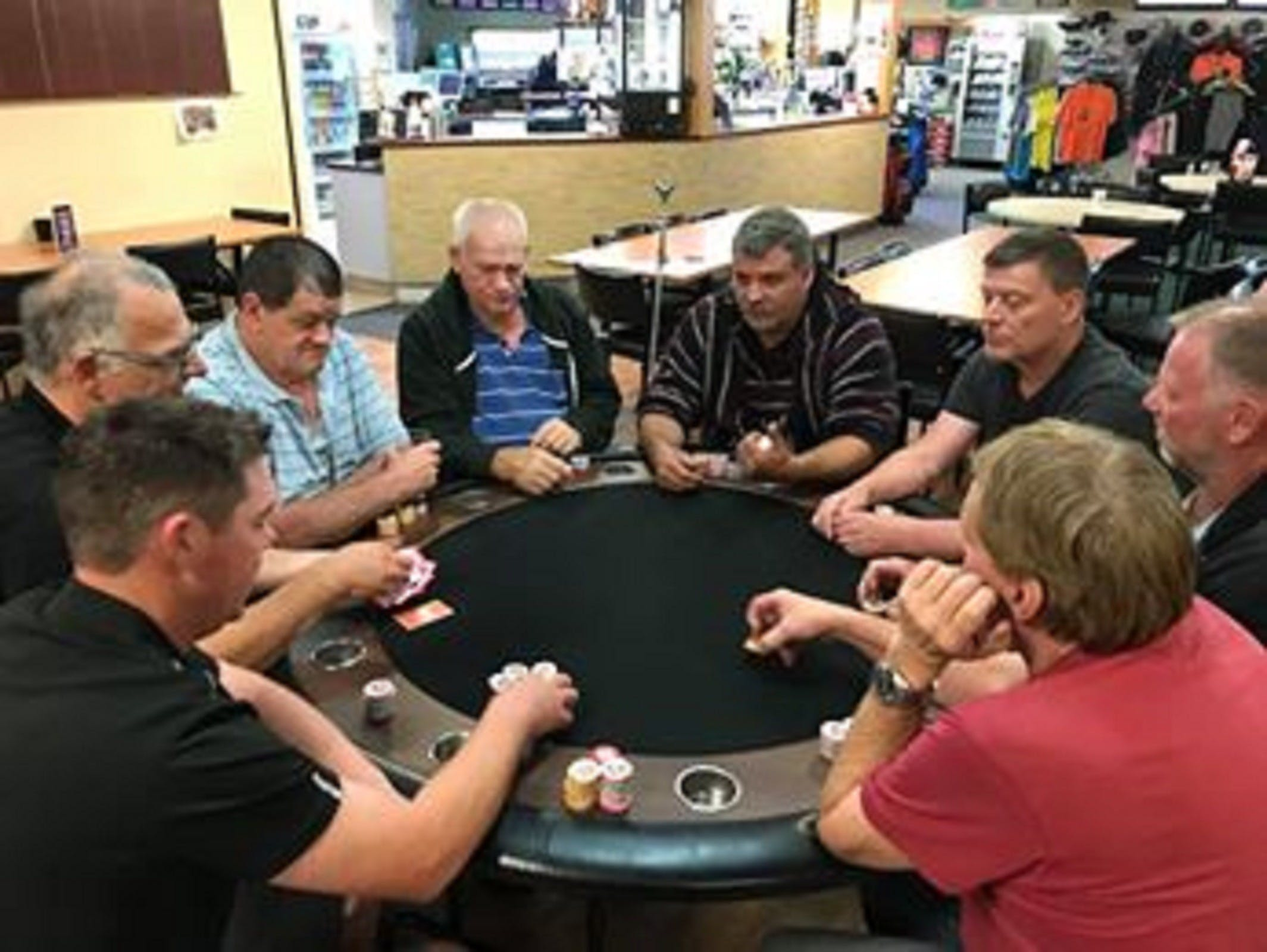 Numurkah Golf and Bowls Club - Poker Wednesday - Accommodation Yamba