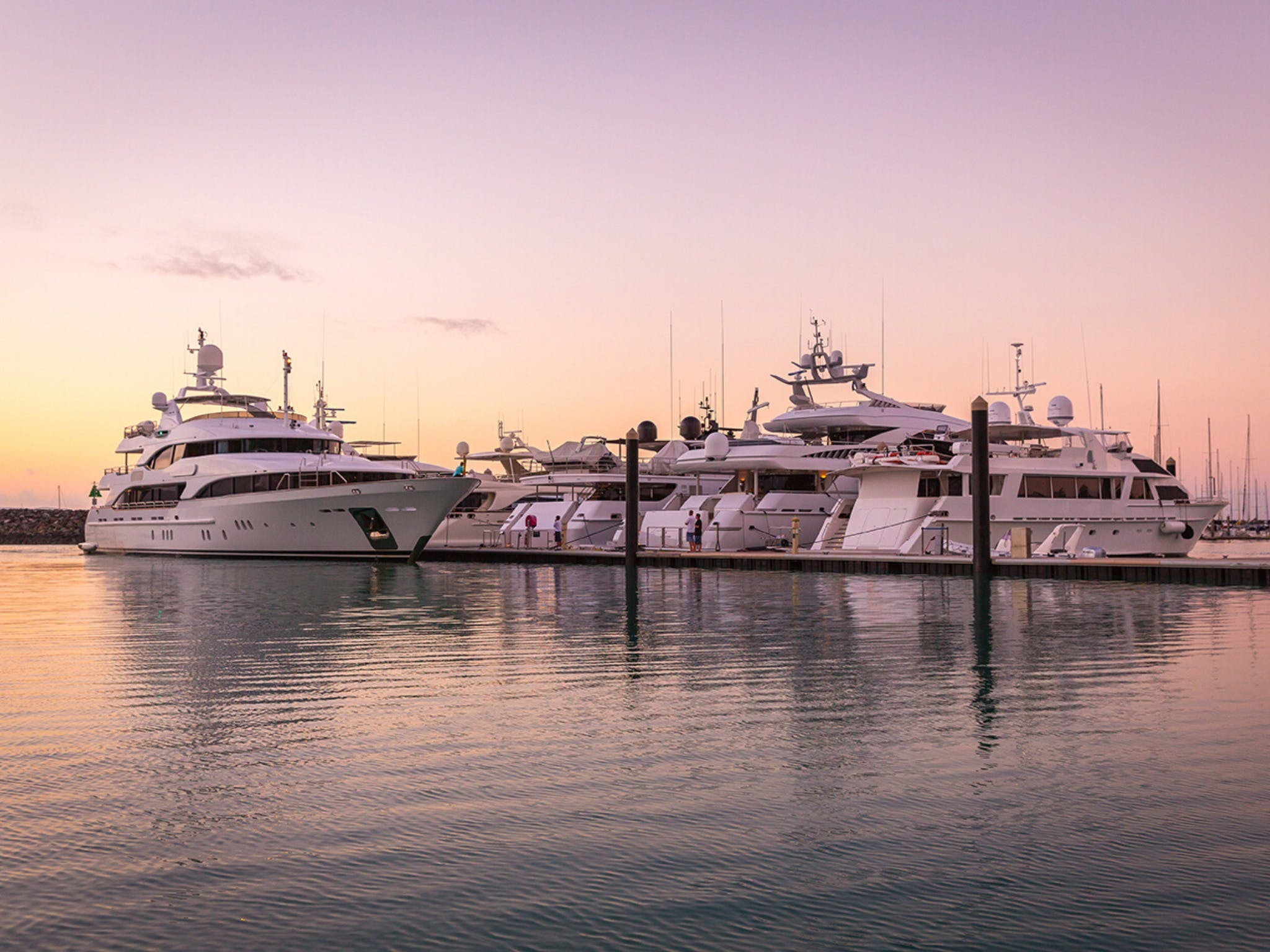 Australian Superyacht Rendezvous - Great Barrier Reef edition - Accommodation Yamba