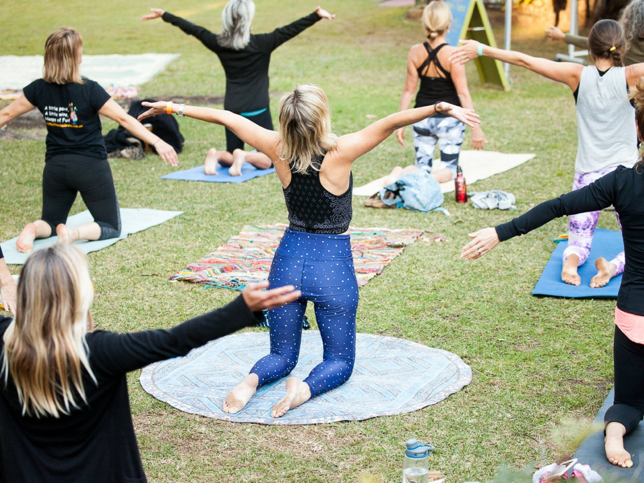 Ekam Yoga Festival - Accommodation Yamba