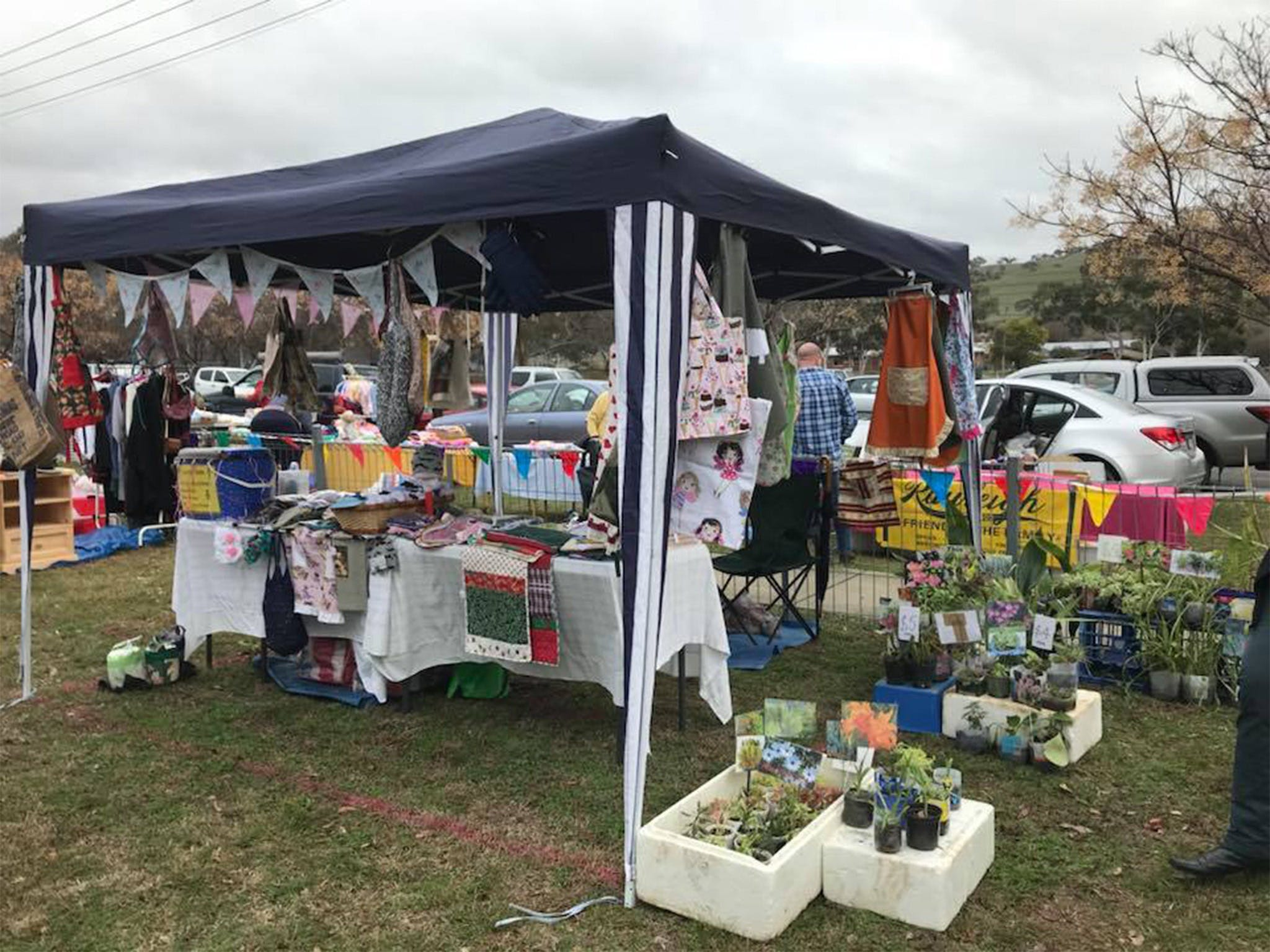 Perthville Village Fair - Accommodation Yamba