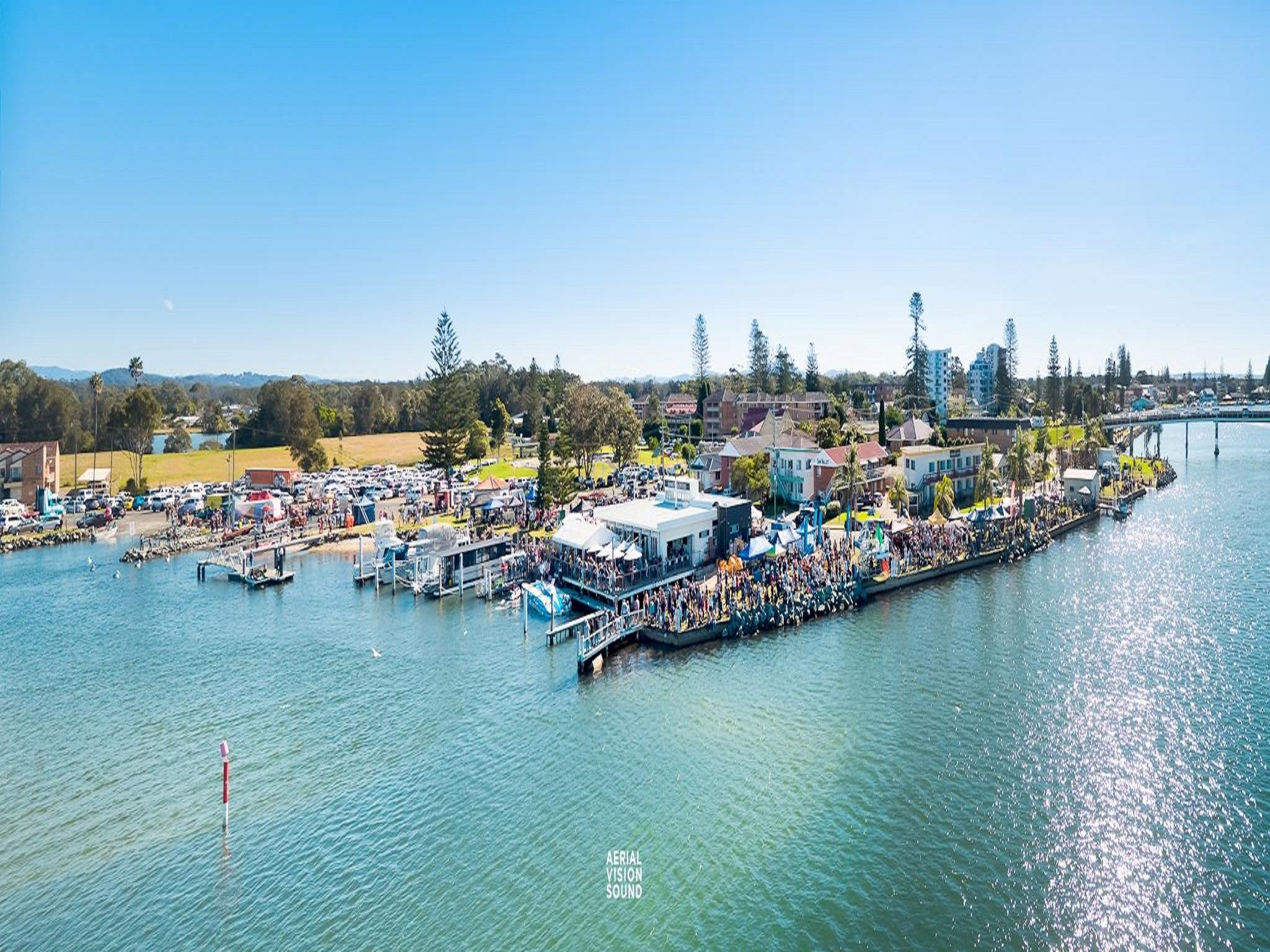 Fred Williams Aquatic Festival - Accommodation Yamba