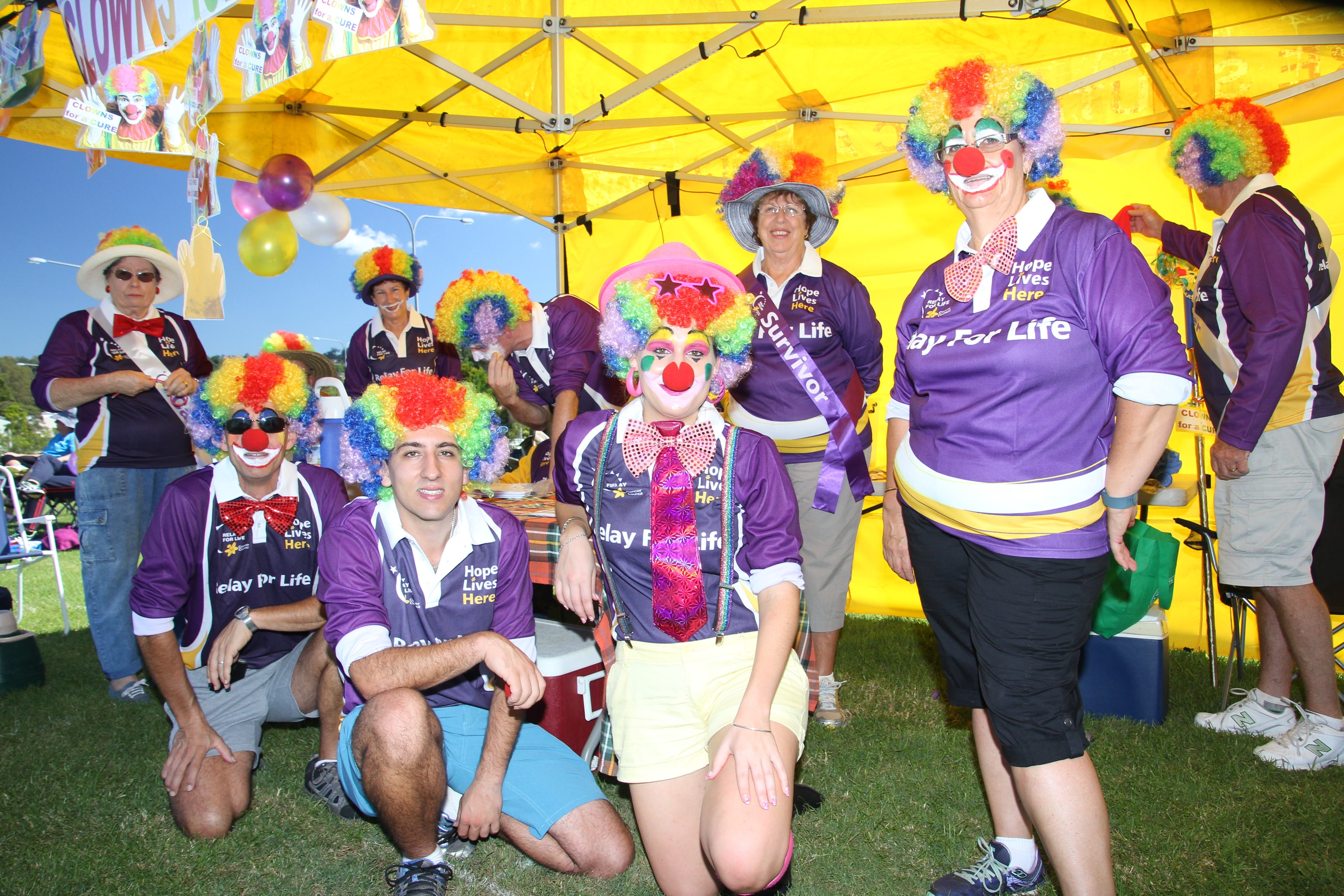 Grafton Relay for Life - NSW Cancer Council - Accommodation Yamba