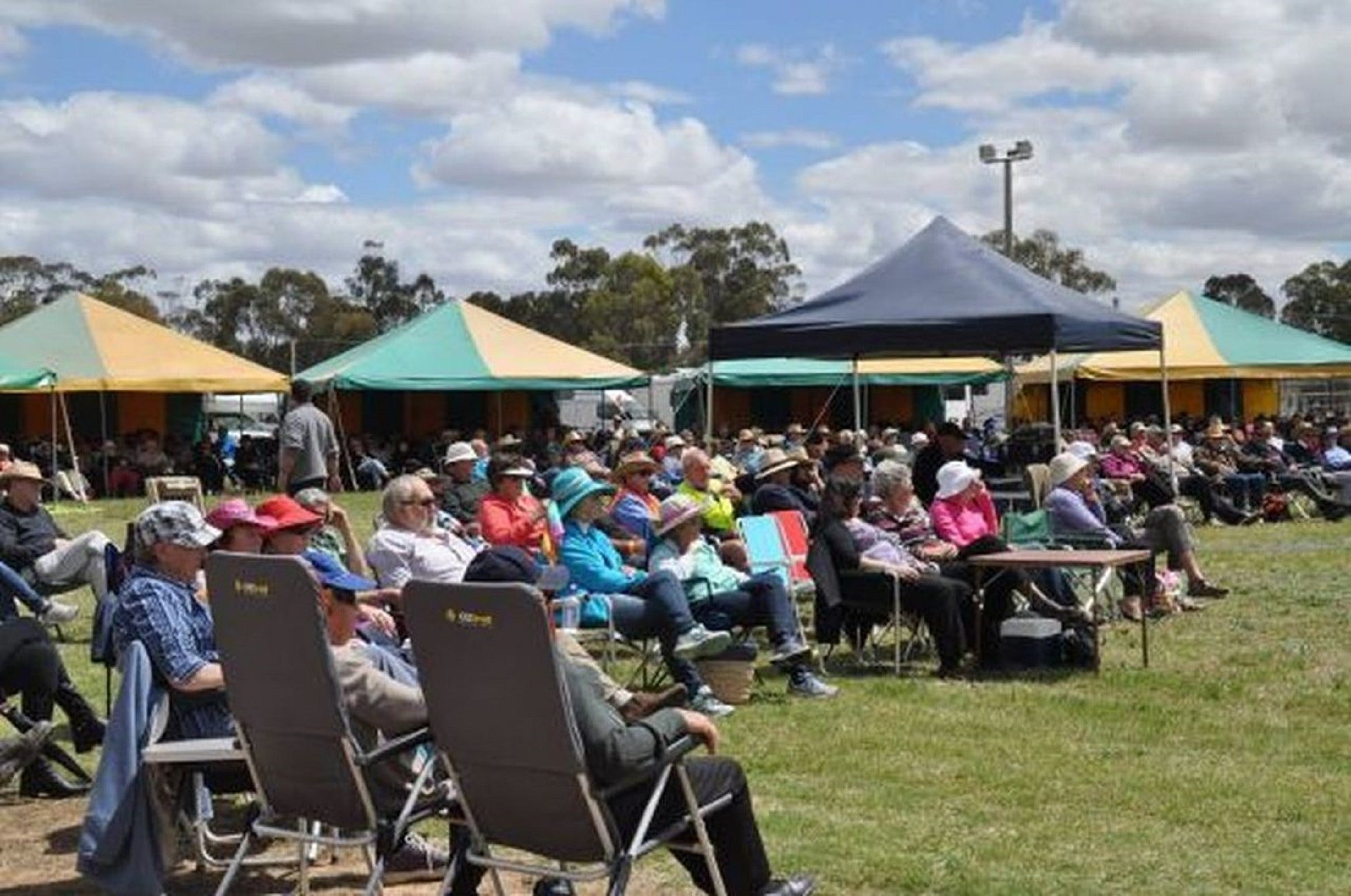 Kyabram RV Country Music Corral - Accommodation Yamba