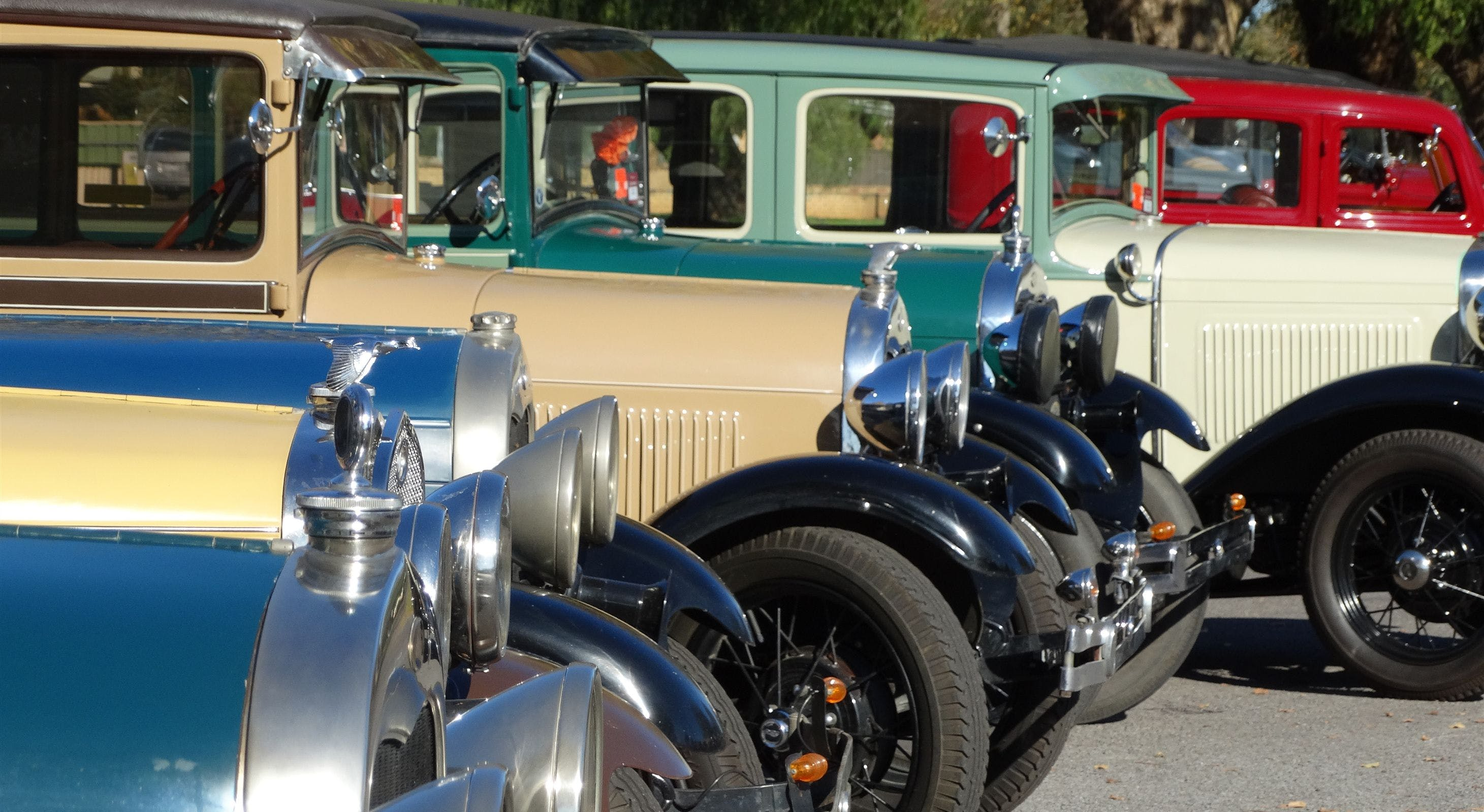 Queen's Birthday Car Rally - Accommodation Yamba