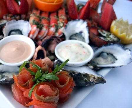 Stonebar Seafood Brasserie - Accommodation Yamba