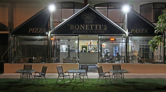 Bonetti's Pizzeria - Accommodation Yamba