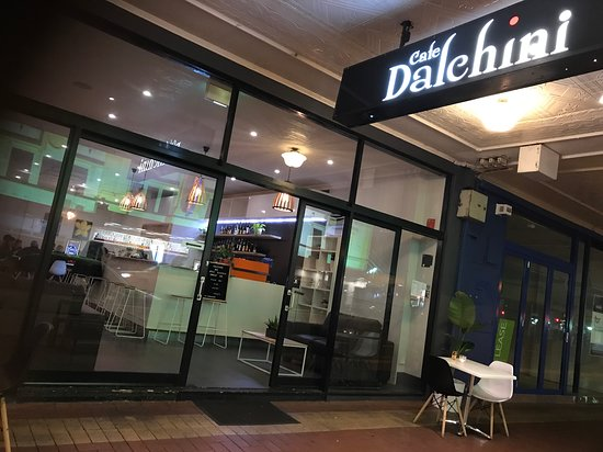 Cafe Dalchini - Accommodation Yamba