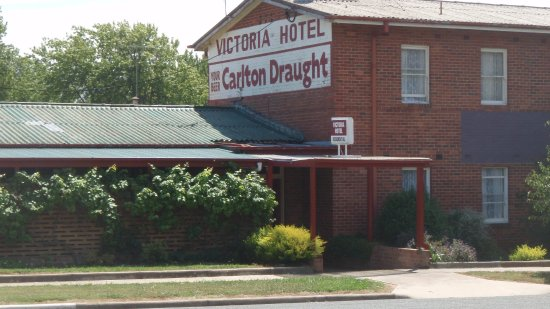 victoria hotel - Accommodation Yamba