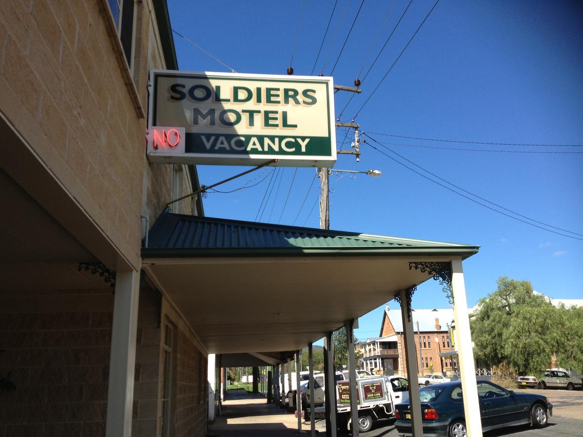 Soldiers Motel - Accommodation Yamba