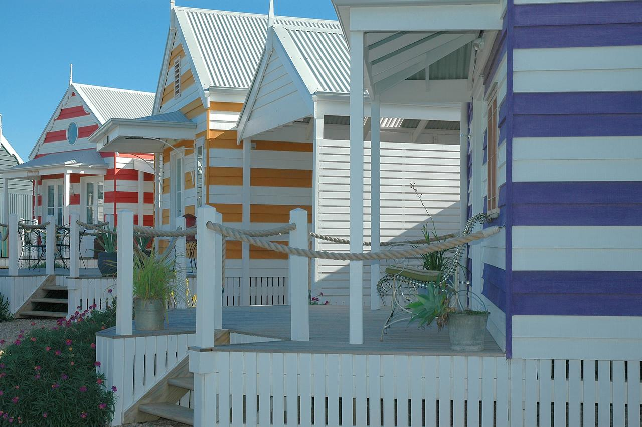 Beach Huts Middleton - Accommodation Yamba