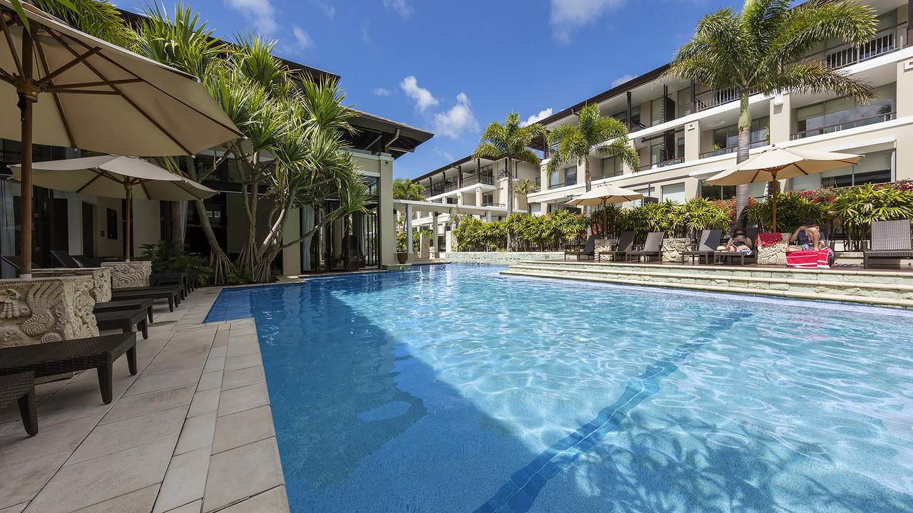 Oaks Santai Resort Casuarina - Accommodation Yamba