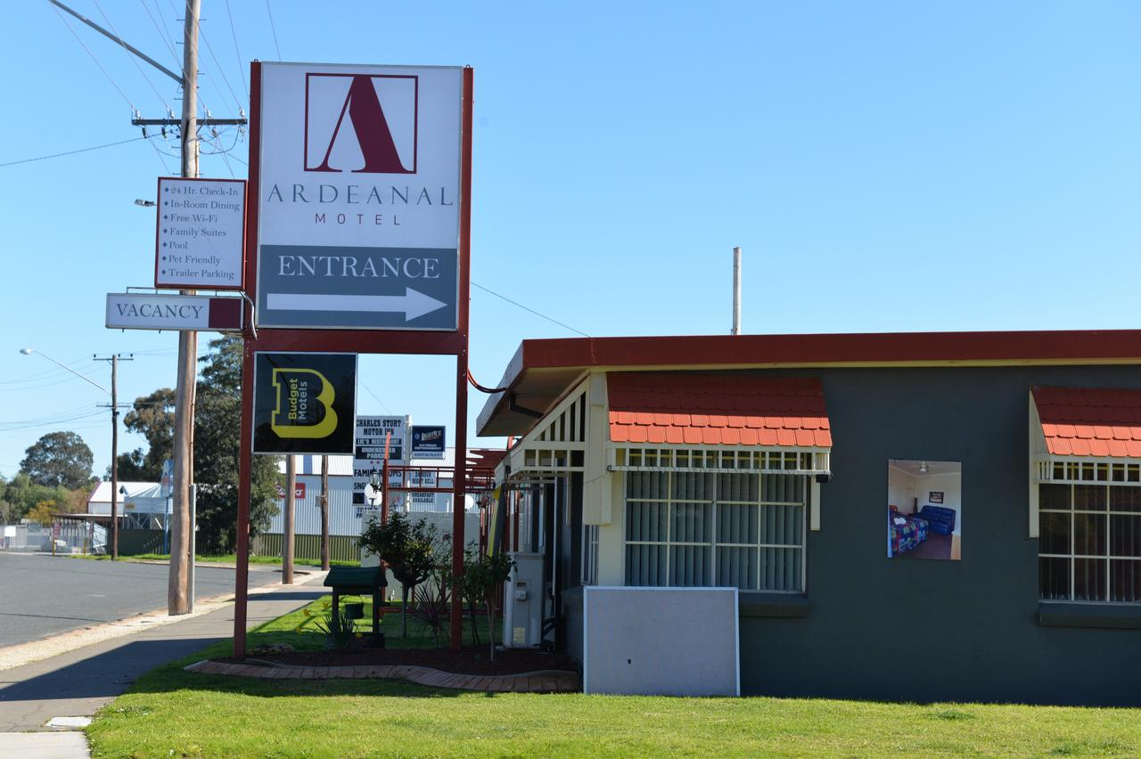 Ardeanal Motel - Accommodation Yamba