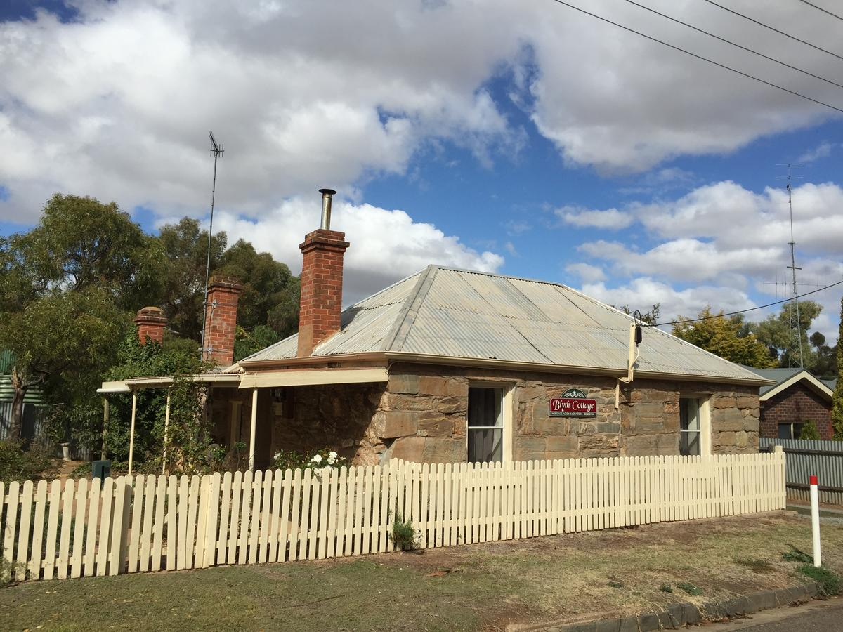 Blyth Cottage Burra - Accommodation Yamba