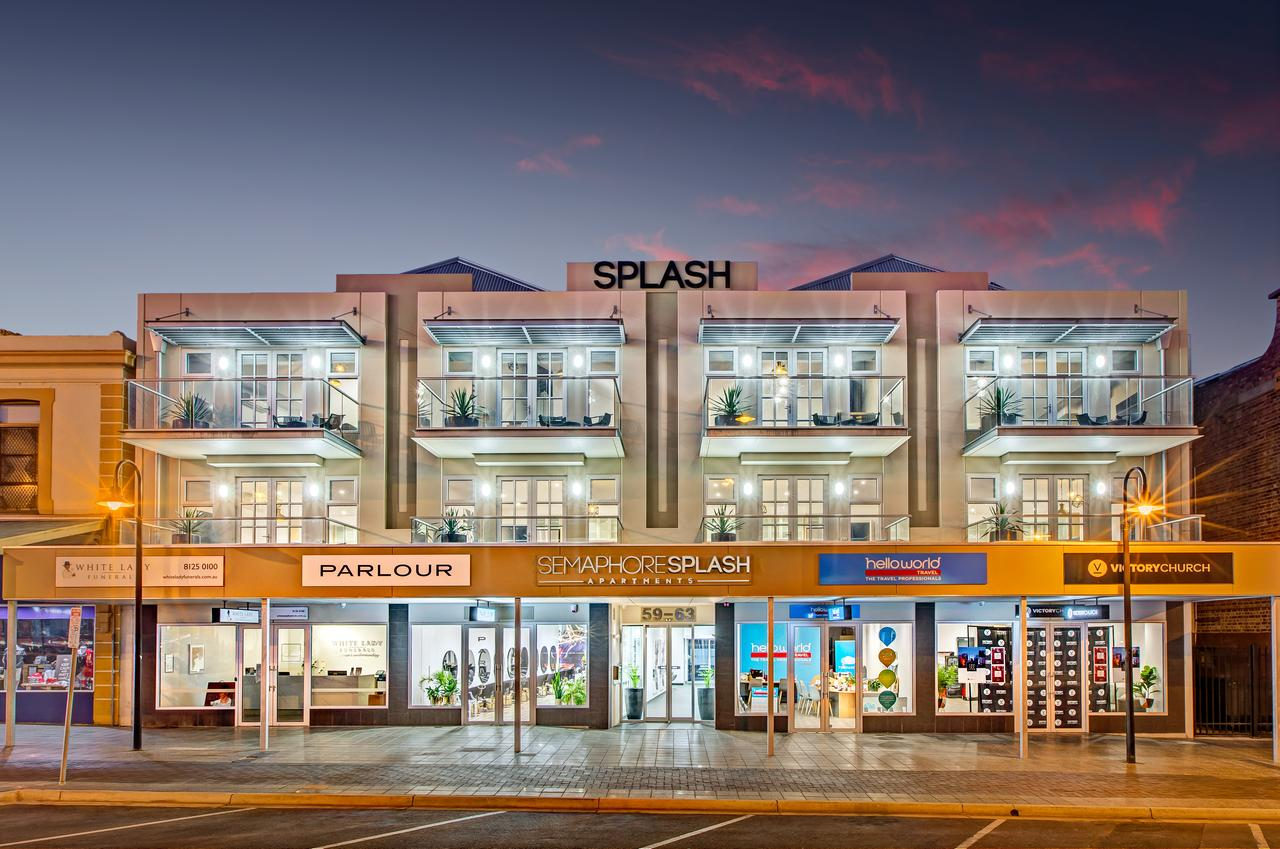 Semaphore Splash Apartments - Accommodation Yamba
