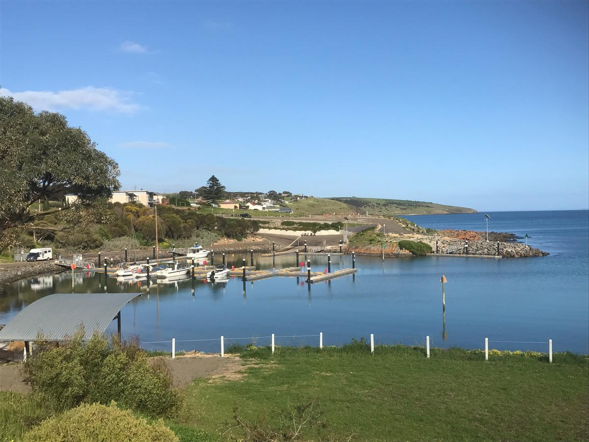 Penneshaw Oceanview Apartments - Accommodation Yamba