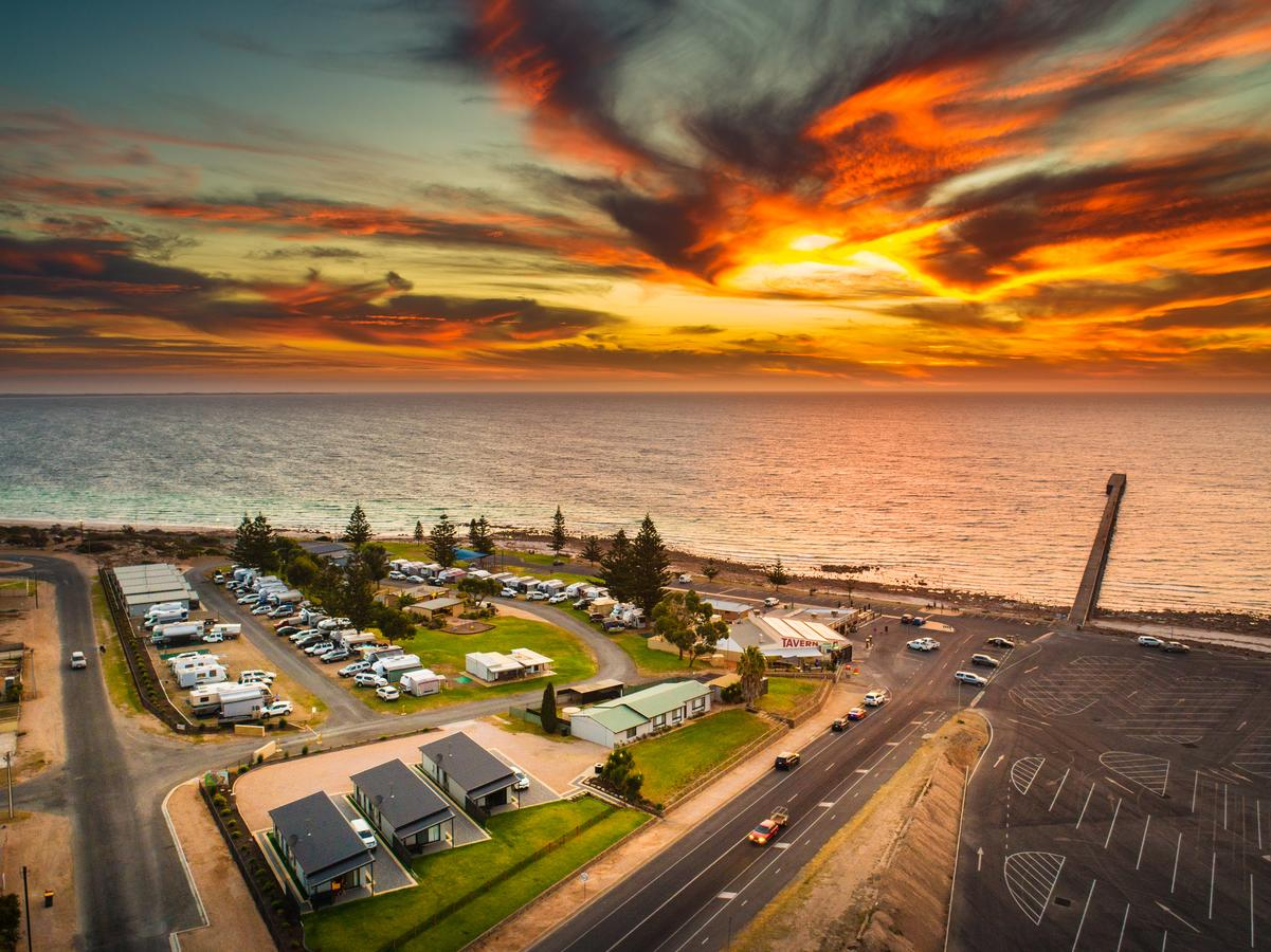 Port Hughes Tourist Park - Accommodation Yamba