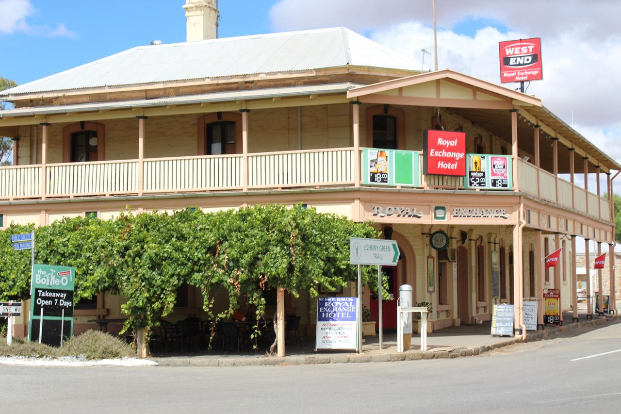 Royal Exchange Hotel - Accommodation Yamba
