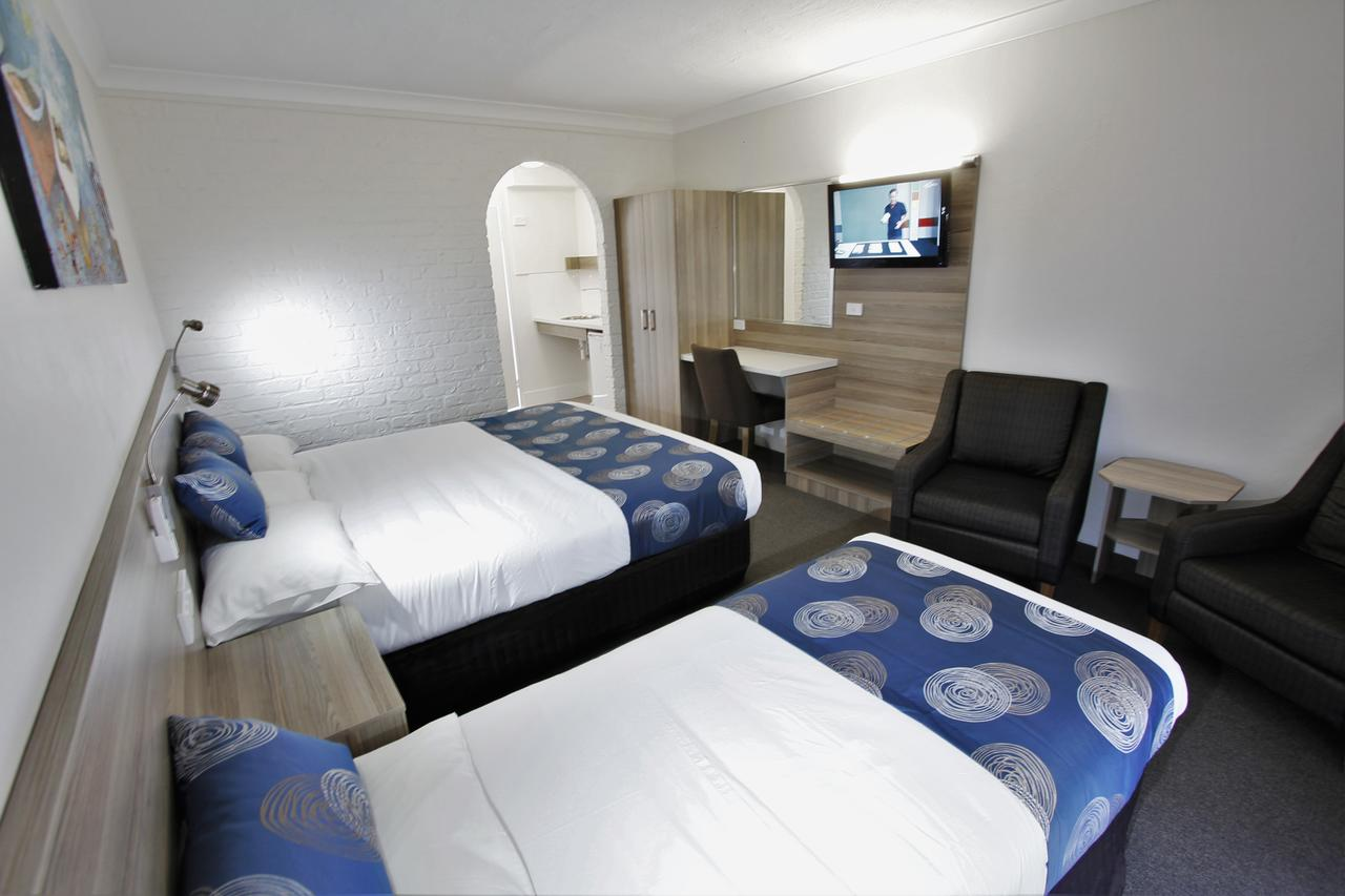 Aston Motel Yamba - Accommodation Yamba