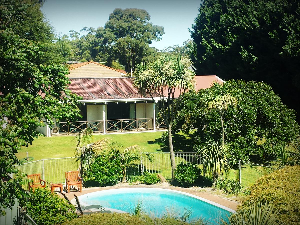 Karri Forest Motel - Accommodation Yamba