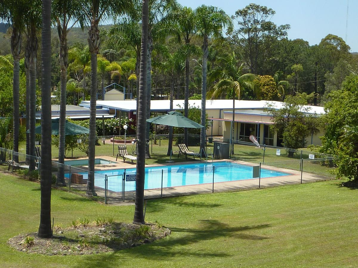 Kempsey Rose Motor Inn - Accommodation Yamba