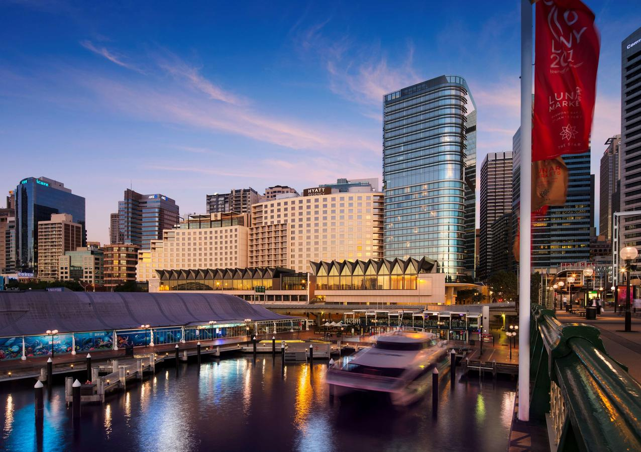 Hyatt Regency Sydney - Accommodation Yamba