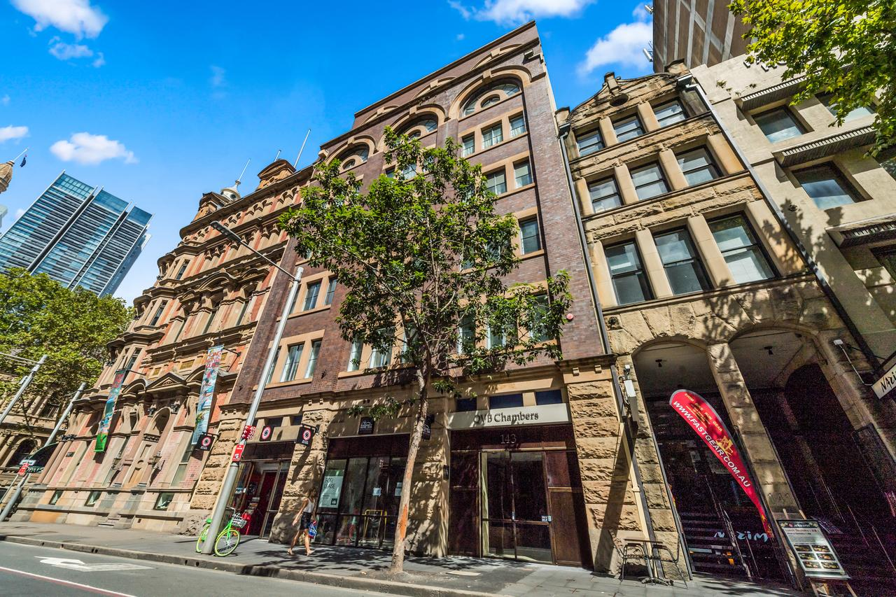 Sydney Hotel QVB - Accommodation Yamba