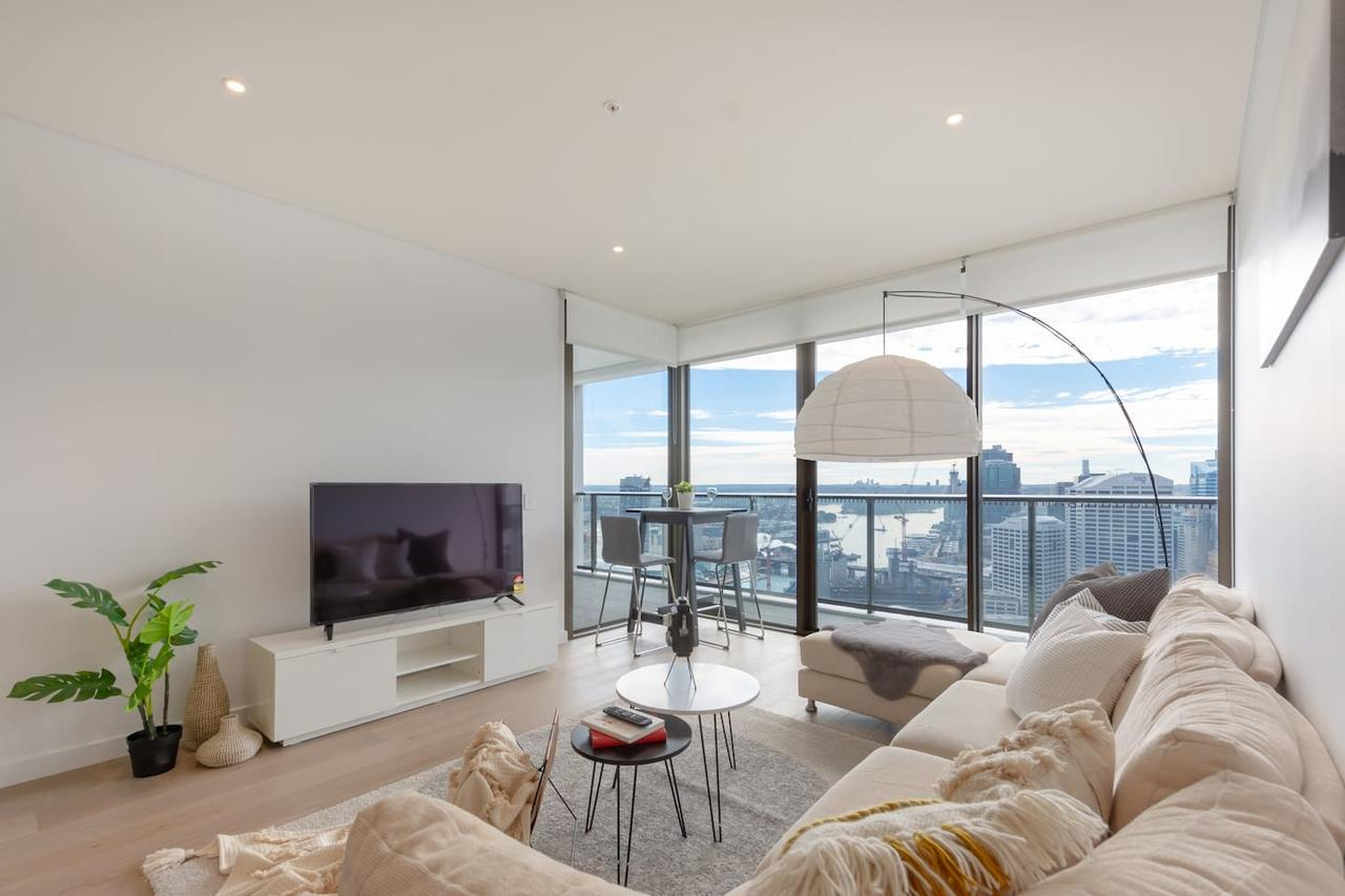 High Rise apt in Heart of Sydney wt Harbour View - Accommodation Yamba