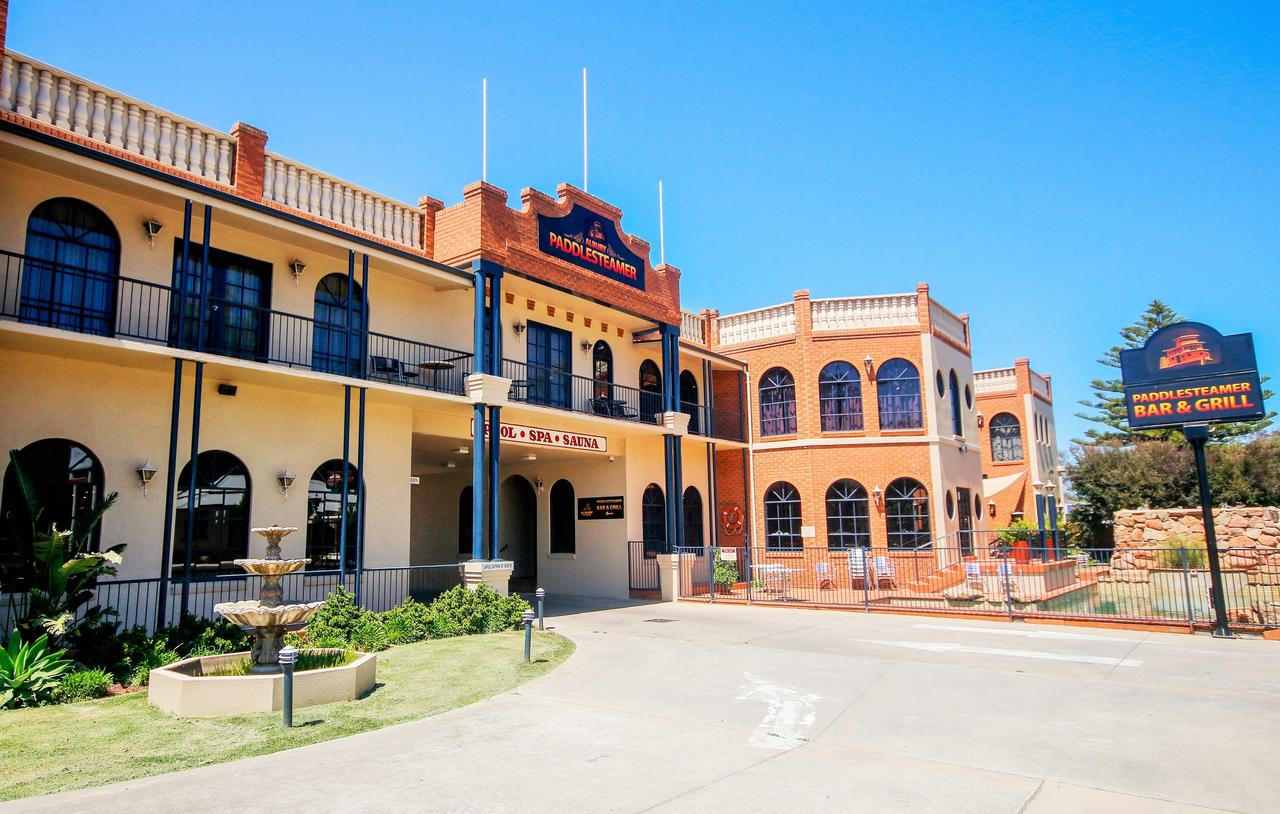Albury Paddlesteamer Motel - Accommodation Yamba