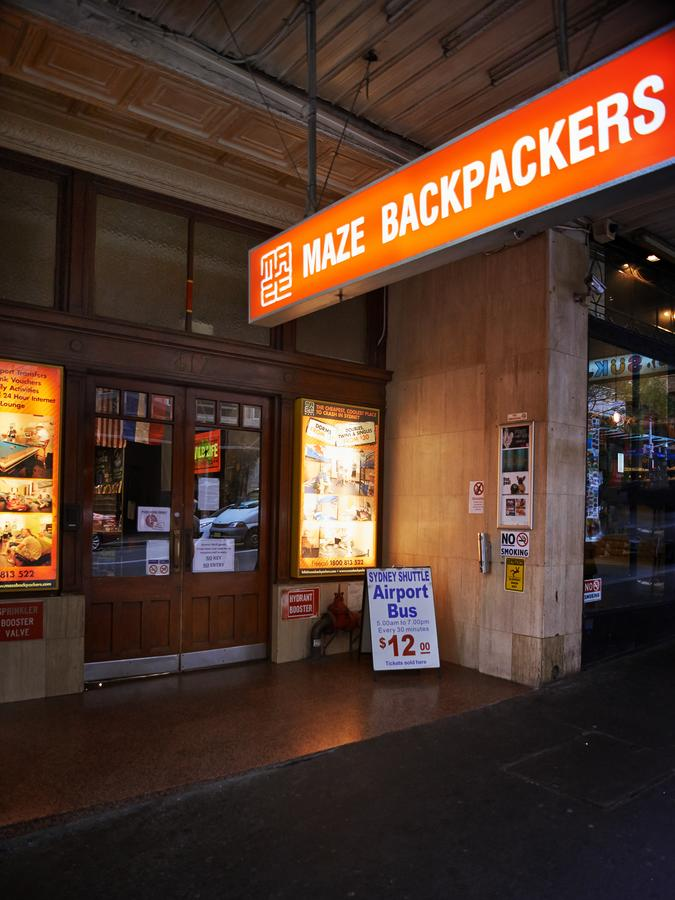 Maze Backpackers - Sydney - Accommodation Yamba