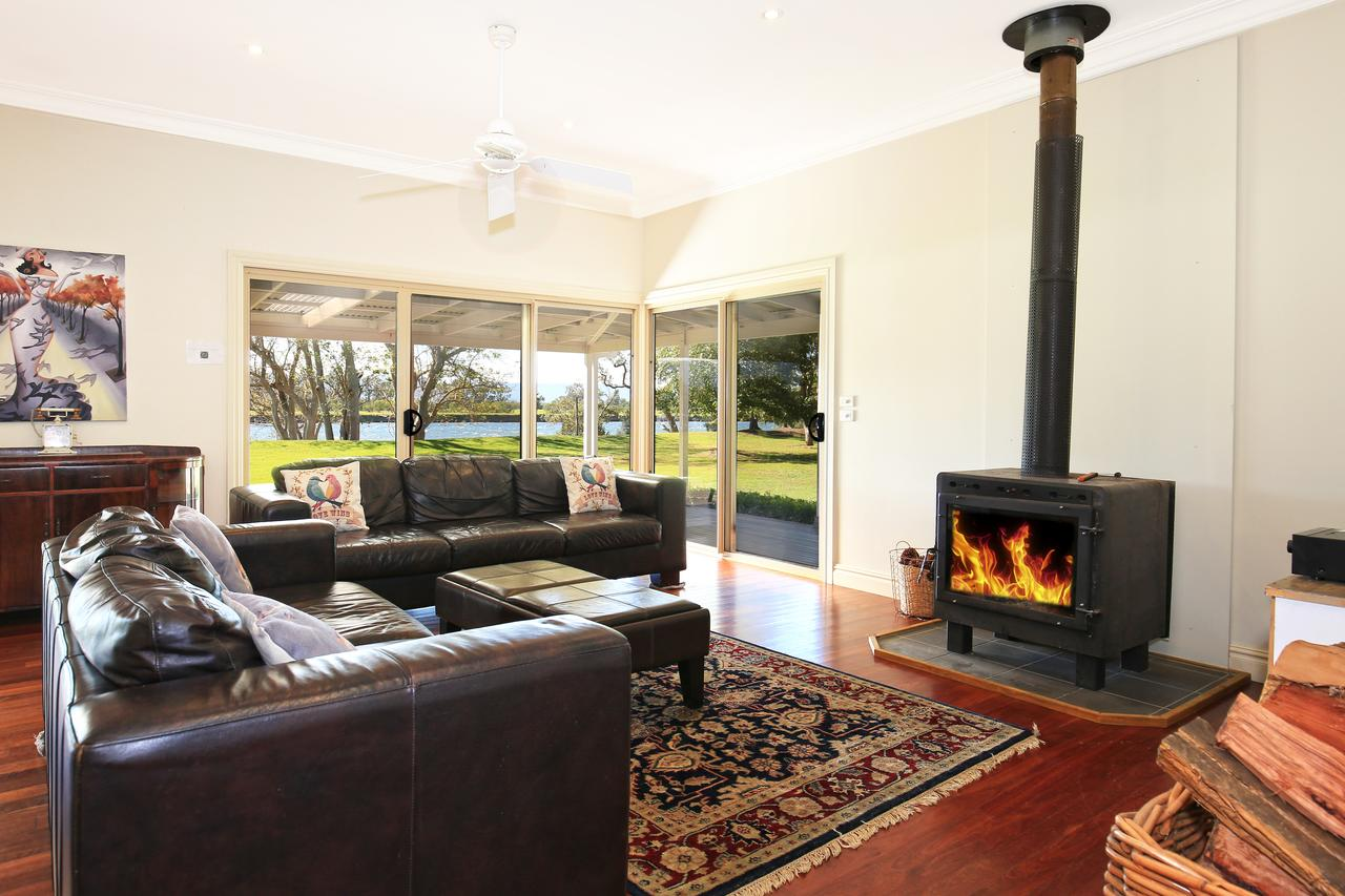 Terara Riverside Retreat - Accommodation Yamba