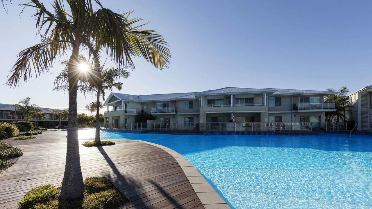 Oaks Pacific Blue Resort - Accommodation Yamba