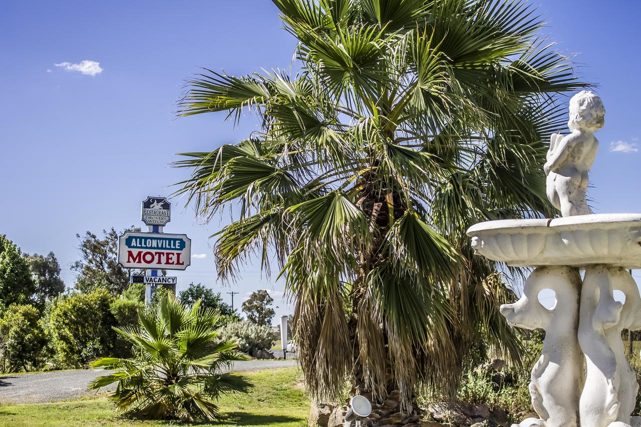 Allonville Gardens Motel - Accommodation Yamba
