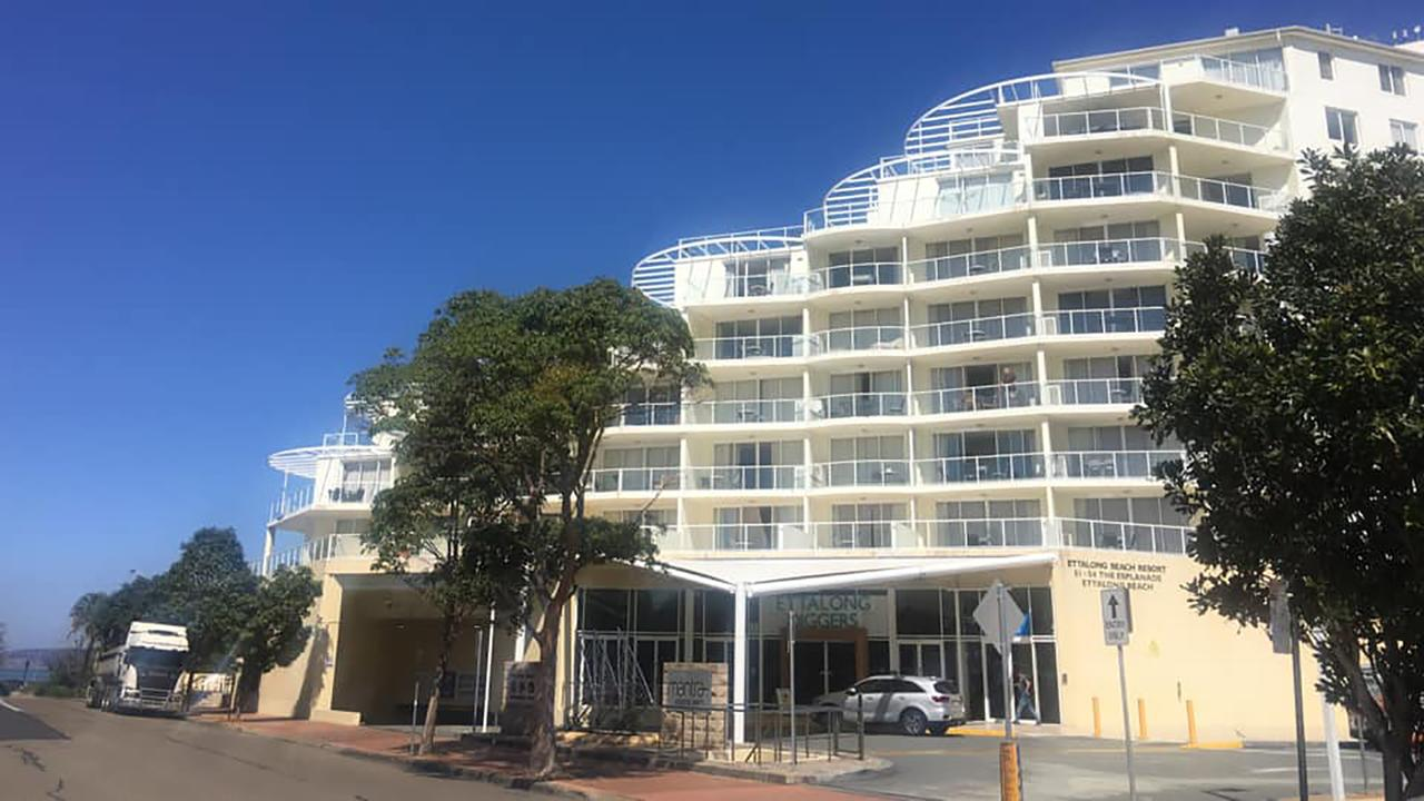 Ettalong Beach Premium Waterview Apartments - Accommodation Yamba