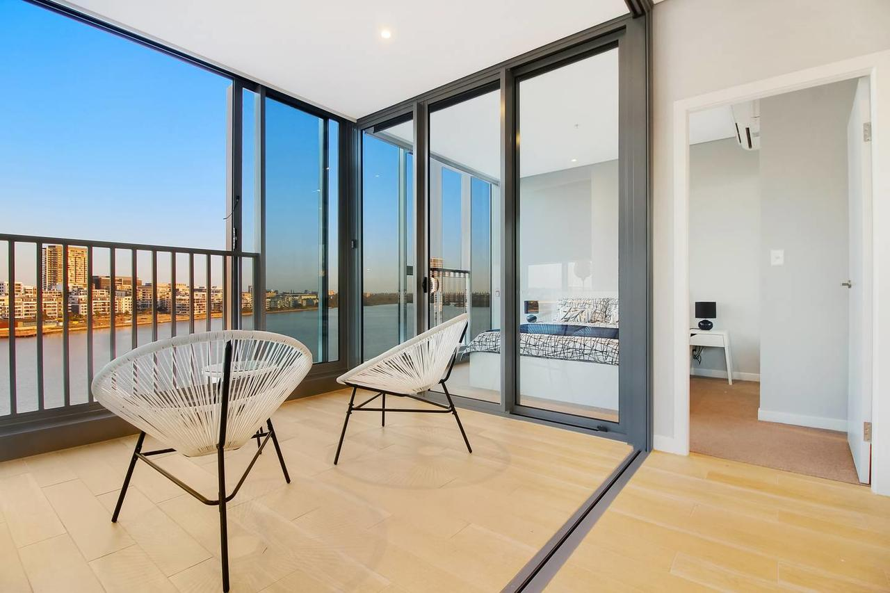 Brand New 3 Bedrooms Apt with Waterfront View - Accommodation Yamba