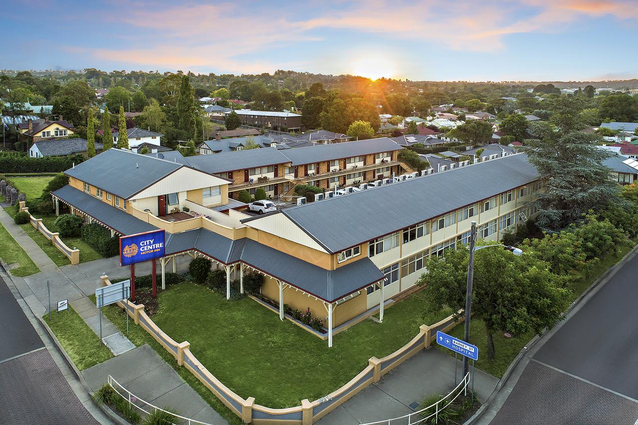 City Centre Motor Inn - Accommodation Yamba