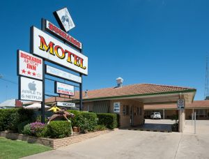 Buckaroo Motor Inn - Accommodation Yamba