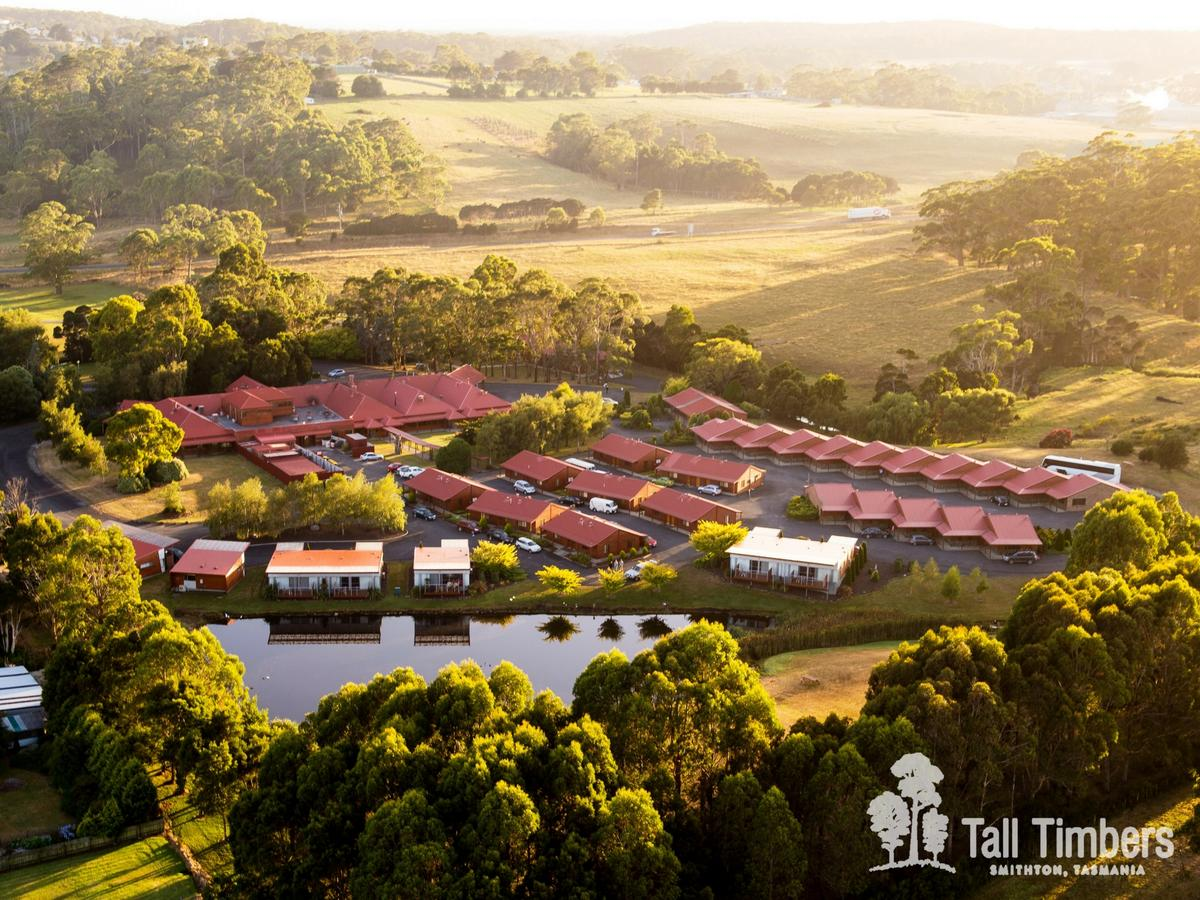 Tall Timbers Tasmania - Accommodation Yamba