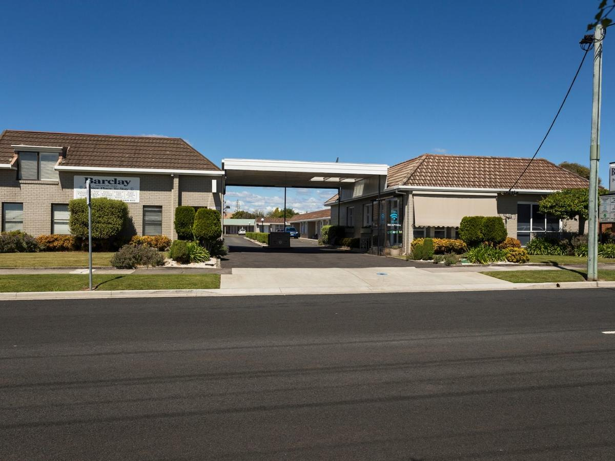 Barclay Motor Inn - Accommodation Yamba