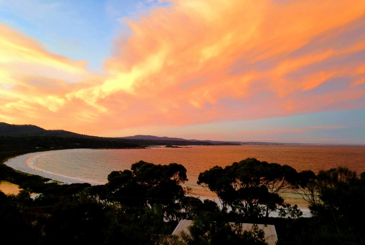 DOLPHIN LOOKOUT COTTAGE - amazing views of the Bay of Fires - Accommodation Yamba
