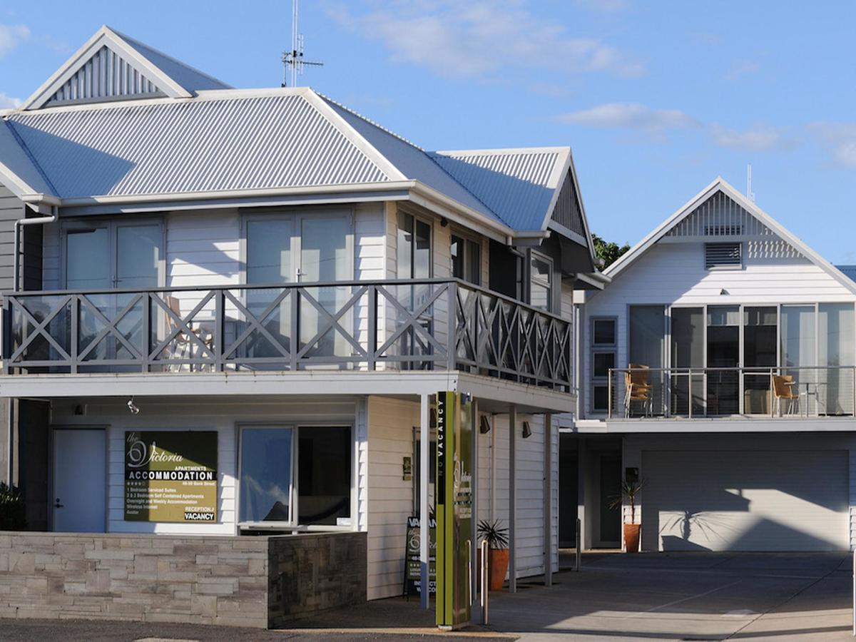 The Victoria Apartments - Accommodation Yamba