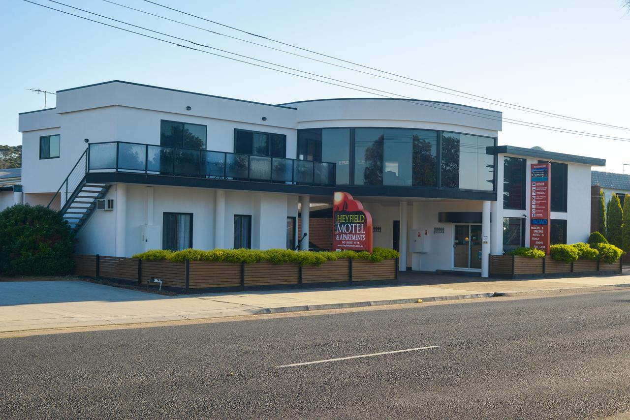 Heyfield Motel and Apartments - Accommodation Yamba