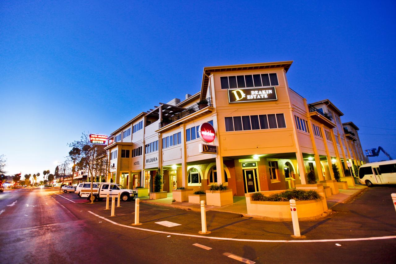 Mercure Hotel Mildura - Accommodation Yamba