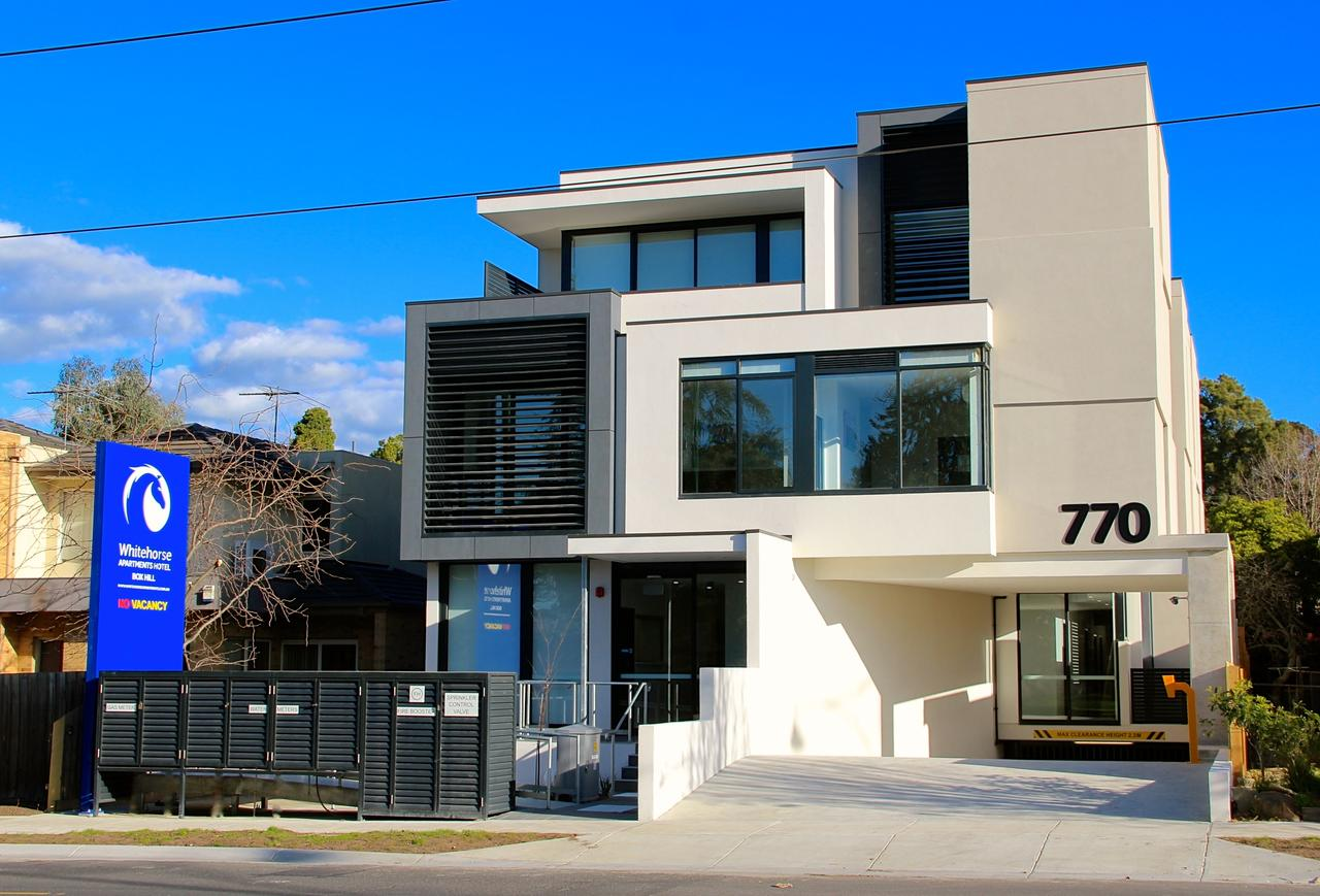 Whitehorse Apartments Hotel - Accommodation Yamba