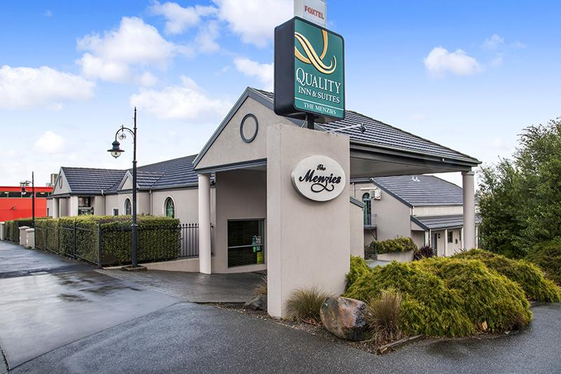 Quality Inn  Suites The Menzies - Accommodation Yamba