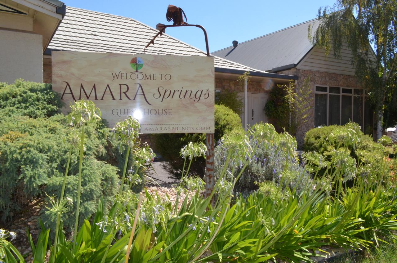 Amara Springs Guest House - Accommodation Yamba